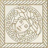 MARBLE Versace Home Tozzetto Medusa Bianco 240301