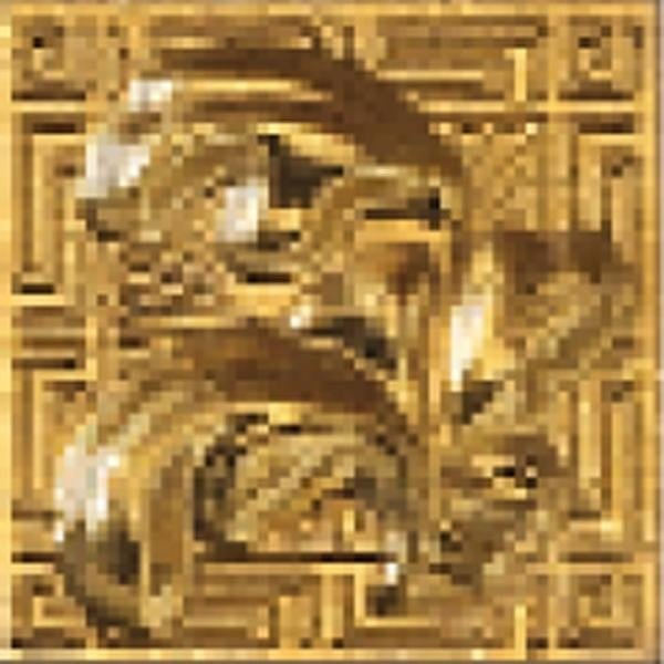 Palace Living Gold Versace Home Girospecchio Foglia Gold 118140