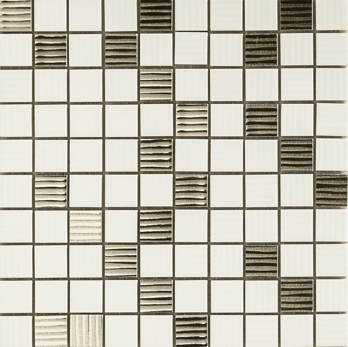 Gold Versace Home Mosaici Bianco/Platino 68900