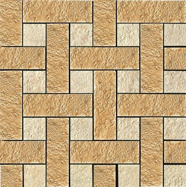 Palace Living Gold Versace Home Mosaici Chesterfield Oro/Almond 118031