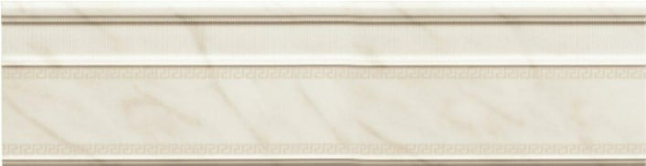MARBLE Versace Home Battiscopa Bianco 240791