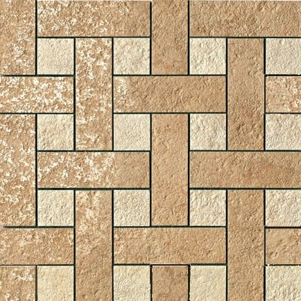 Palace Stone Versace Home Mosaici Chesterfield Beige-Almond 114340