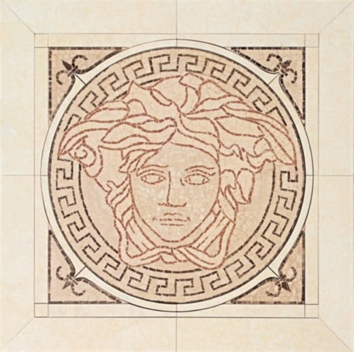 Palace Living Versace Home Medusa Rosa/Almond/Beige/Nero 8910