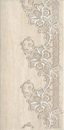 I Travertini Serenissima fascia lace beige 30x60 1037046